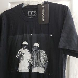 Notorious B.I.G. Bad Boy Records rap shirt